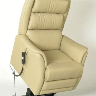 Relax + lift grand plus leder (zorgrelax)