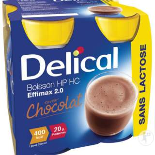 Delical effimax 2.0  4x200ml