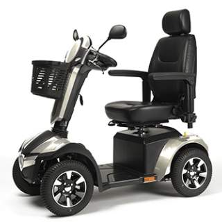 Scooter mercurius 4 ltd