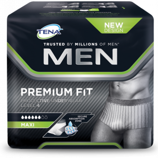 Tena protective underwear men level 4