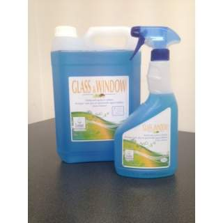 Kerogreen glass & window 750ml met ecolabel