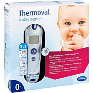 Thermometer thermoval baby sense infrarood (uitverkocht)