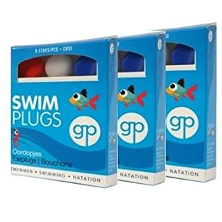 Get plugged swim plugs (3 paar)