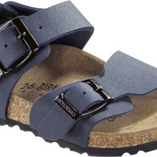 Birkenstock sandaal new york navy