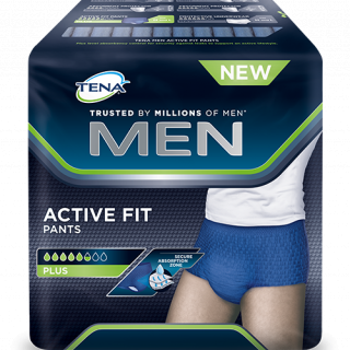 Tena men active fit