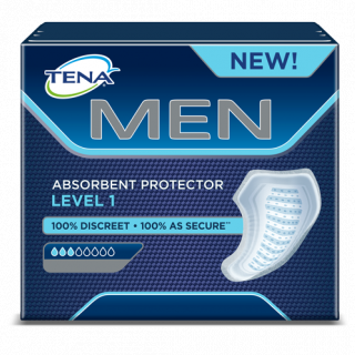 Tena men level 1 - 2 - 3