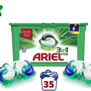 Ariel pods 3in1 regular 35st