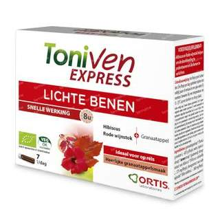 Ortis toniven expres 7x15 ml